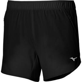 Mizuno Alpha 4.5 Shorts Women, negro